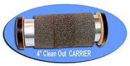 carrier 4 clean out