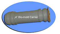 "4"" Blo-Mold Carrier"