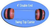 "4"" Double End Carrier"