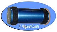"6"" Alligator Carrier"
